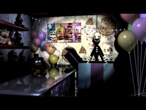 Five nights at freddy s 2 the puppet music box 30 minutes youtube