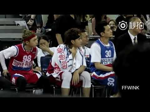 180915 Super Penguin Celebrity Basketball Game Kris Wu