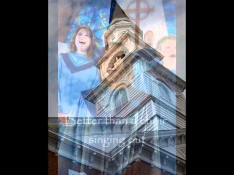 Better Than a Hallelujah by Amy Grant (with lyrics)