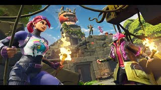 FORTNITE LEAKS/ROAD TRIP SKIN/NEW ROCKET EVENT/MAP DESTRUCTION/NEW TOMATO TEMPLE