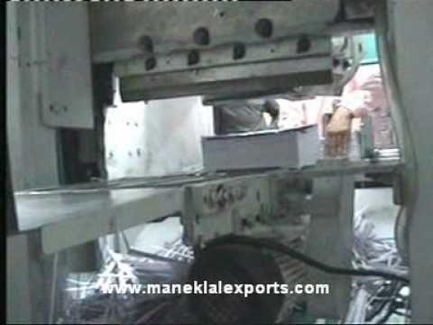 paper trimming machine