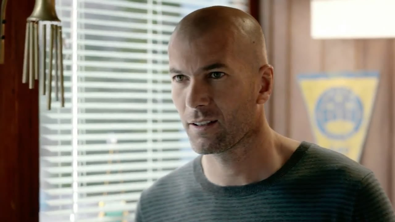 Zinedine Zidane Family 2014 ZidaNe and P Rossi official Ad
