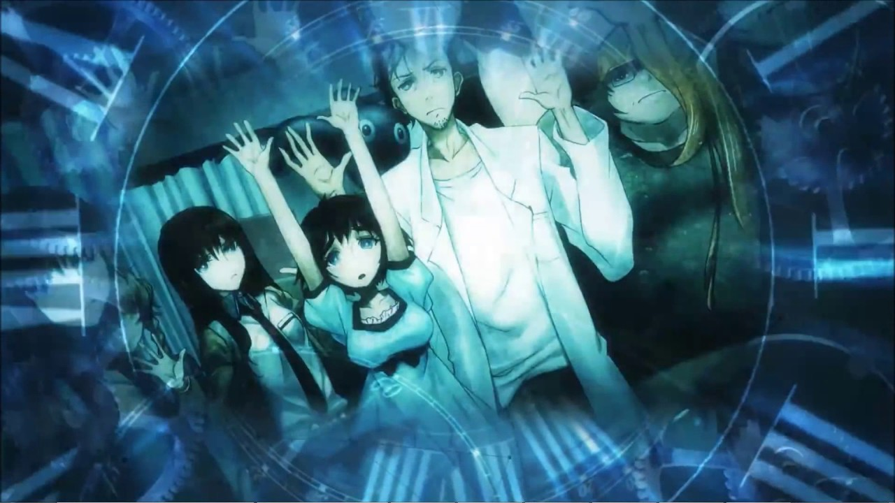 STEINS;GATE 0 OP 1080P for Wallpaper Engine + Links - YouTube