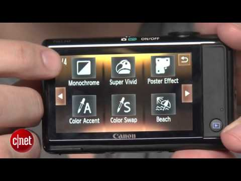 99  Canon PowerShot Elph 510 HS Review   Watch CNET s Video Review