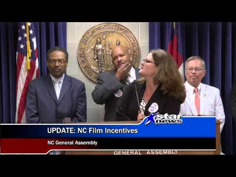 Update on NC Film Incentatives HD