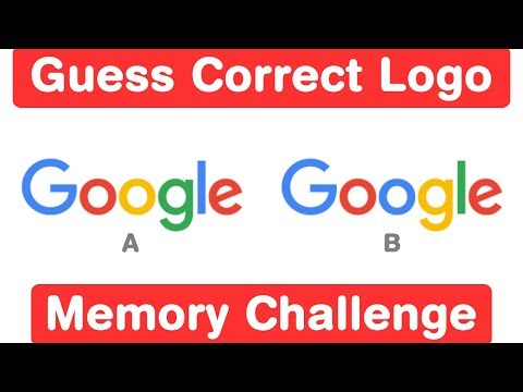 98% Fail these Logo Memory Test: Can You Guess these Famous Logos