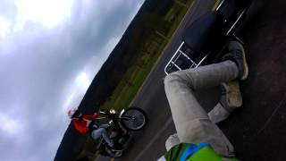 Crash / Accident | 50cc