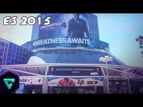 Electronic Entertainment Expo - E3 2015 - Beszéljünk róla [HD] [M]
