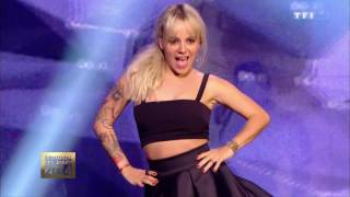 Alizee - Blonde - live (HD)