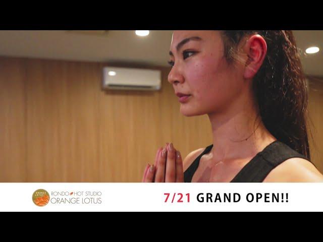 THE24GYM田無&ORANGE LOTUS田無2021年7月OPEN!