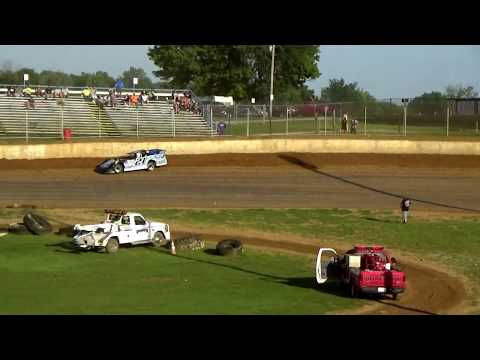CrazyJohn Videos Florence 7/28/18  Late Model Heat One