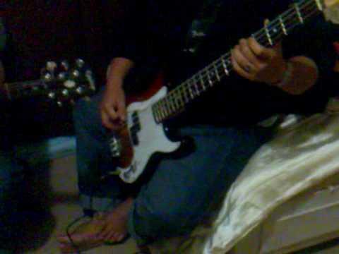 Muse - Knights Of Cydonia - Guitar N Bass Cover
