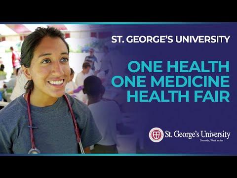 One Health One Medicine Health Fair
