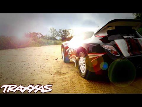 Traxxas 1/10 Rally - 4WD Performance, Multi-Terrain Versatility, Velineon Power!