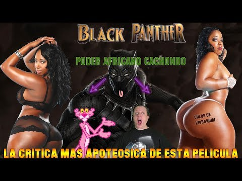 Pantera negra - Black panther (2018) critica de James Wallestein
