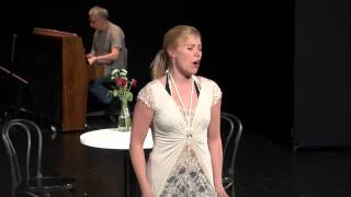 FIKET musikalen - Julie Hall + Arvid Assarsson - del 3 - Ode till Chokladen
