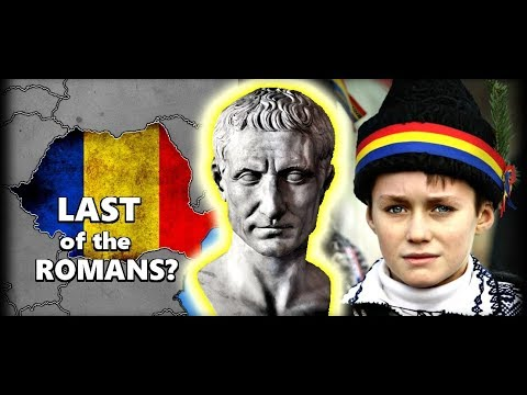 Are Romanians the Last Real Descendants of the Roman Empire in the Balkans?