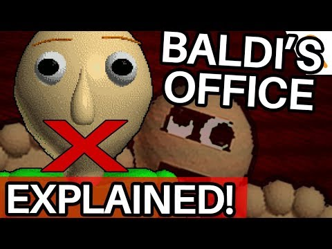 Baldi's HIDDEN ENDING, Explained! (Baldi's Basics in Education and Learning Theory - NEW Update!)