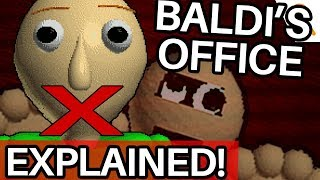 Baldi's HIDDEN ENDING, Explained! (Baldi's Basics in Education and Learning Theory - NEW Update!) thumbnail