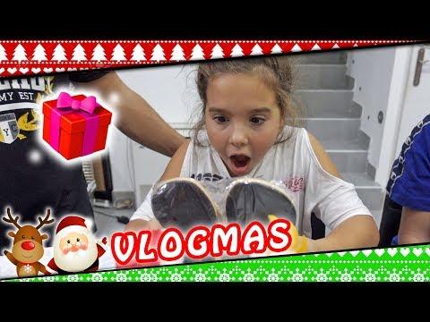 VLOGMAS 12 : Plein de Cadeaux !
