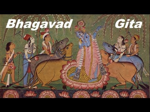 BHAGAVAD GITA - FULL AudioBook - Hindu Sacred Text | Greatest AudioBooks