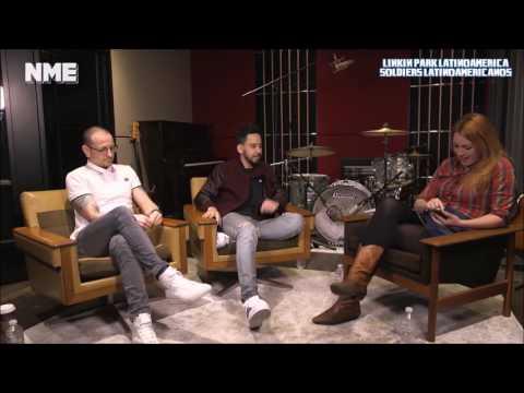 Entrevista a Mike Shinoda y Chester Bennington   NME   SUBS ESP