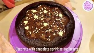 Despacito Cake - كيك الديسباسيتو الشهيرة على طريقتي و بدون قوالب متميزة جدا - The Bite of Delight