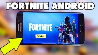 ❌ FORTNITE on ANDROID ❌ available to DOWNLOAD NOW?? 🔥RESPECT🔥 BETRUG! Fortnite ANDROID Download