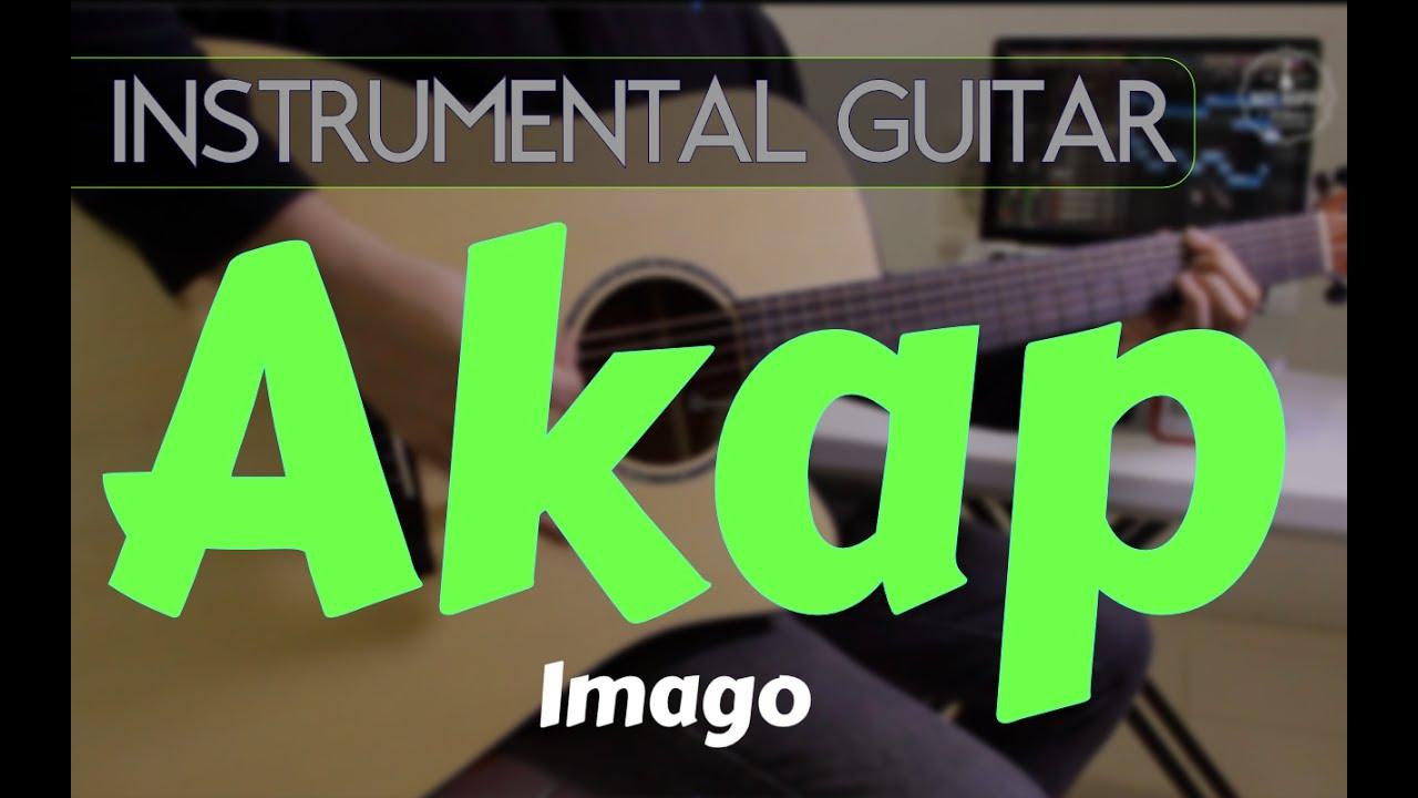 Imago Akap Instrumental Guitar Cover Youtube