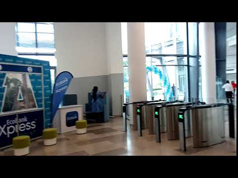 Ecobank Bank Ghana: Commissioning New Head Office Building I