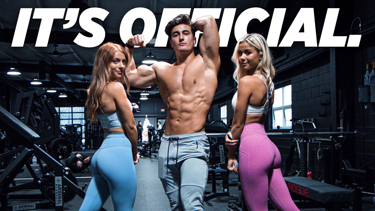 IT'S OFFICIAL | WE TRIED TRAINING FIT GIRLS