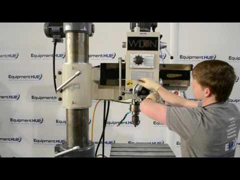 wilton-/-jet-720r-3'-radial-arm-drill-press