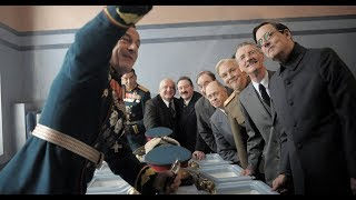 The Death of Stalin - biopremiär 9 februari - officiell trailer