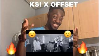KSI – Cap (feat. Offset) [Official Music Video]   (REACTION)
