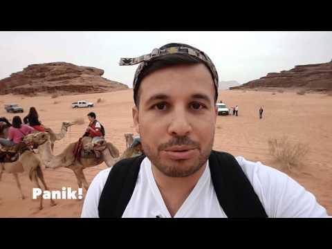 Kızıldeniz, Wadi Rum ve Petra ile Akabe, Ürdün Seyahati...