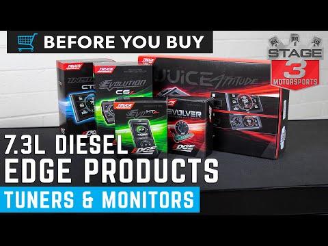 Edge 7.3L Powerstroke Diesel Tuning Options