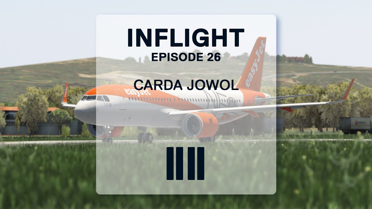Inflight 26: The freeware X-Plane Engine Modeller, Carda Jowol