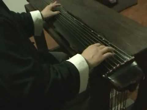 Music for the Qin, played by Rushan in Beijing October 2007