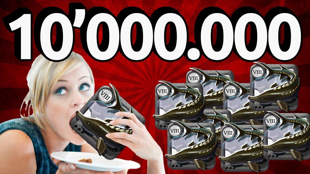 GASTO 10 MILLONES en ALBION ONLINE con PESCADOS y... por BRADINSKY