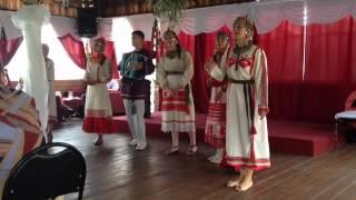 Чувашская свадьбы