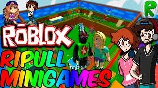 ROBLOX: MINI-GAMES!