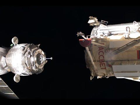Изучаем «Союз»: выход на орбиту, стыковка с МКС