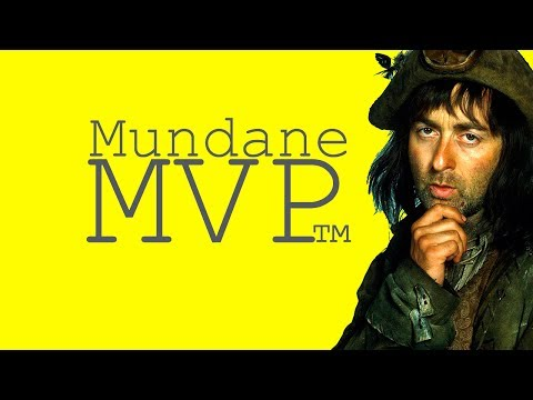 The Lean Startup - Mundane MVP™ + FREE CHEAT SHEET