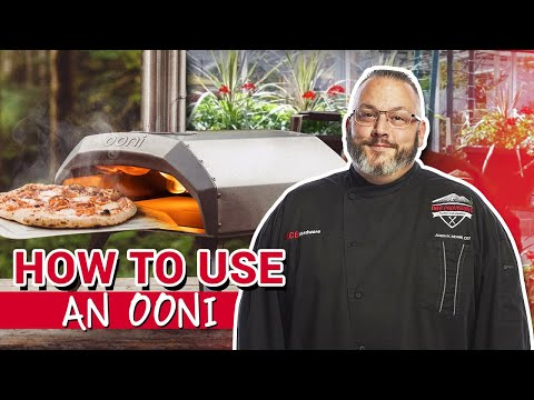 Using An Ooni Pizza Oven - Ace Hardware