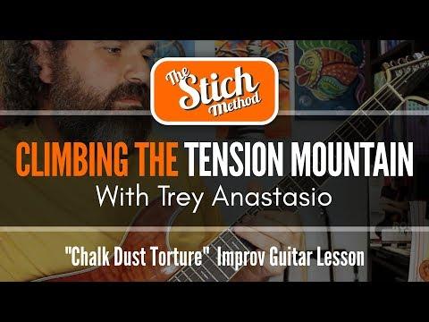In The Mind of Trey Anastasio: Chalk Dust Torture Guitar Lesson