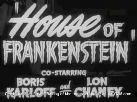 House of Frankenstein is listed (or ranked) 36 on the list List of All Werewolf Films