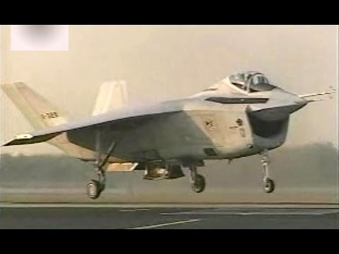 Boeing X-32 Take-Off & Vertical Landing