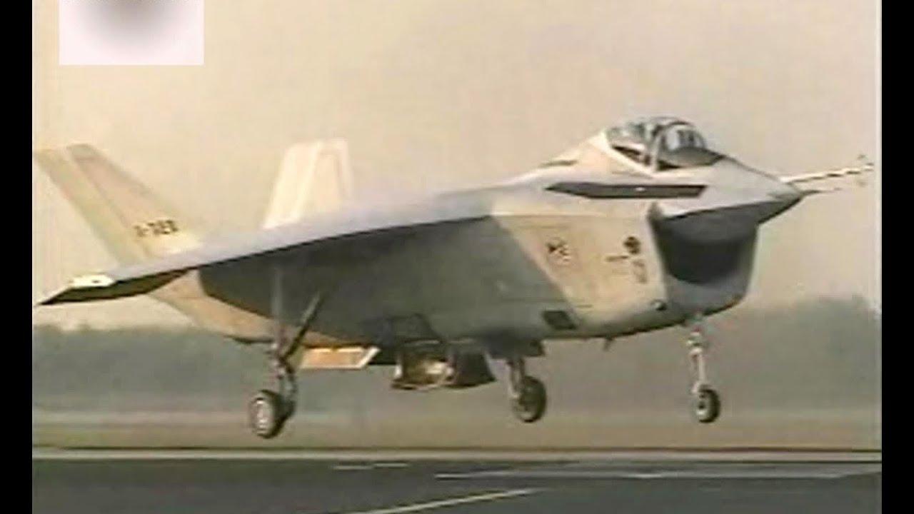 Boeing X-32 Take-Off & Vertical Landing