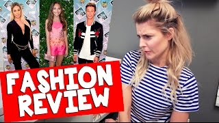 teen choice awards fashion review 2016 grace helbig
