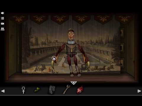 Forgotten Hill: Puppeteer - Walkthrough